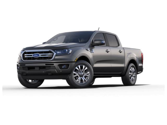 New 2019 Ford Ranger LARIAT Truck SuperCrew for sale in Fort Mill, SC